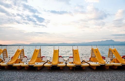 Atrakcje nad jeziorem Garda- wakacje z dzieckiem
