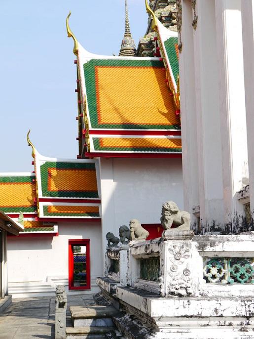 Bangkok świątynia Wat Pho Budda- co zwiedzić z dzieckiem