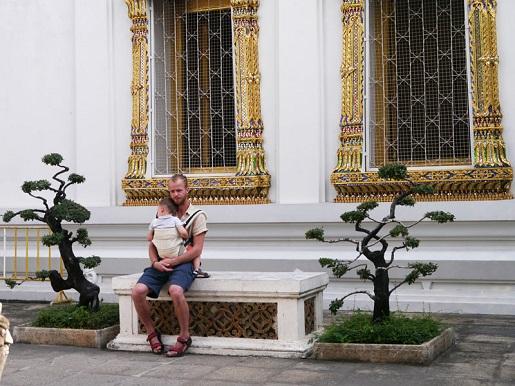 Bangkok Tajlandia z niemowlakiem opinie