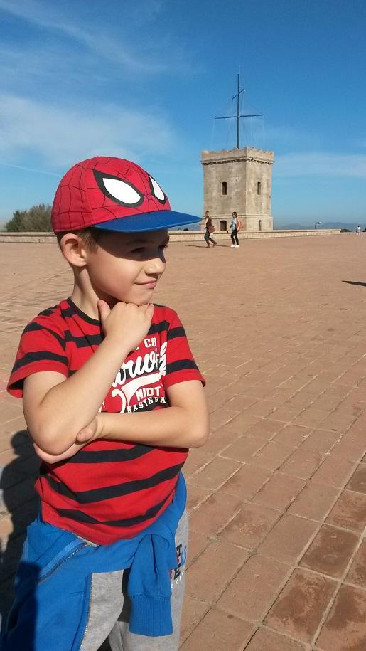 Barcelona Zamek na Wzgórzu Montjuïc atrakcje dla dzieci (2)