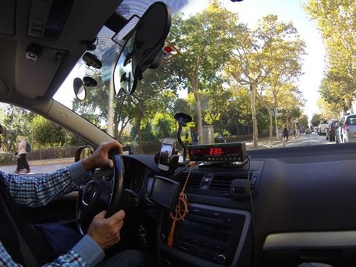 Barcelona cena taksówki z lotniska El Prat do centrum