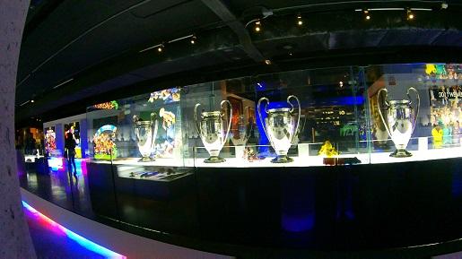 Muzeum FC Barcelona zwiedzanie