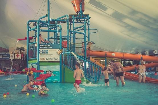 który aquapark Słowacja z dzieckiem