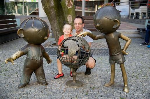 Bielsko Biała Bolek i Lolek - atrakcje dla dzieci