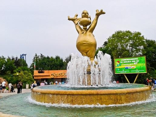 Bilety ceny Gardaland atrakcje Włochy park rozrywki