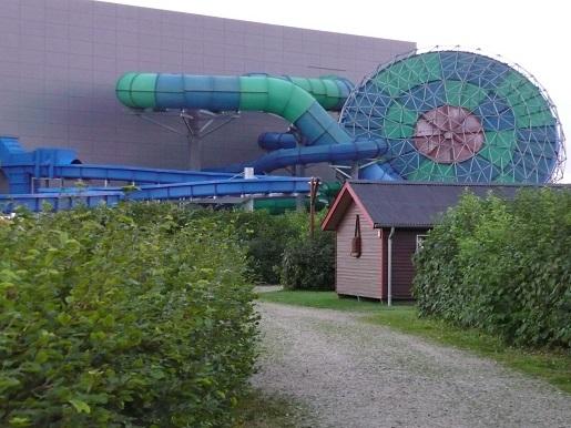 Legoland Billund aquapark rodzinne atrakcje