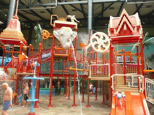 rodzinne atrakcje aquapark Legoland Dania