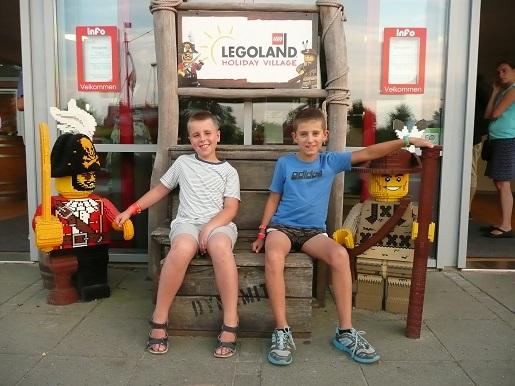 Legoland Billund opinie atrakcje