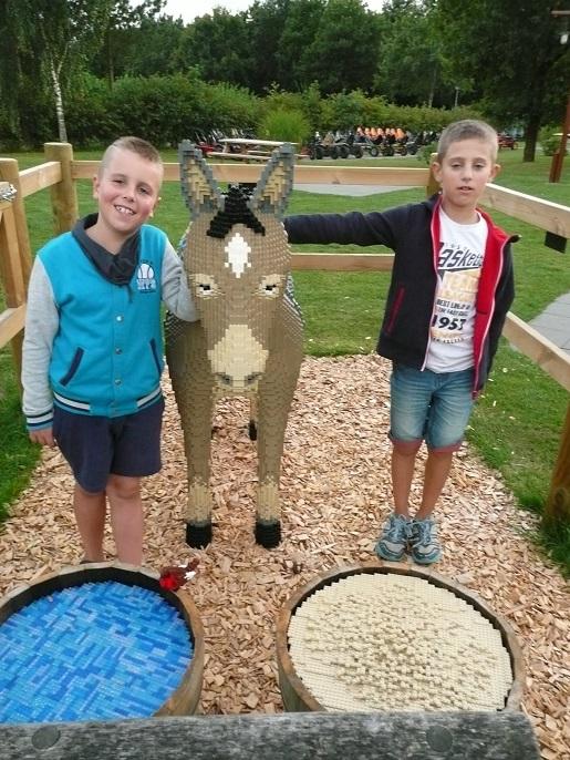 Legoland Billund atrakcje dla dzieci