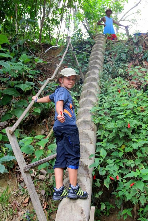 Borneo - Indonezja -początek (5)