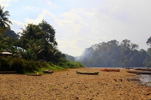 Borneo Indonezja z dzieckiem opinie 11