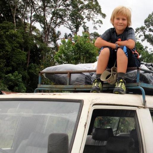 Borneo wakacje z dzieckiem - poczatek-4