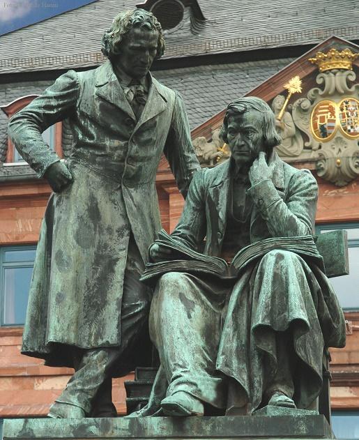 Bracia Grimm Niemcy- atrakcje dla dzieci