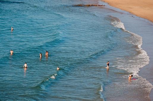 plaże Bretania wczasy z dzieckiem