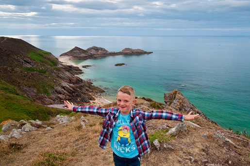 atrakcje dla dzieci Bretania