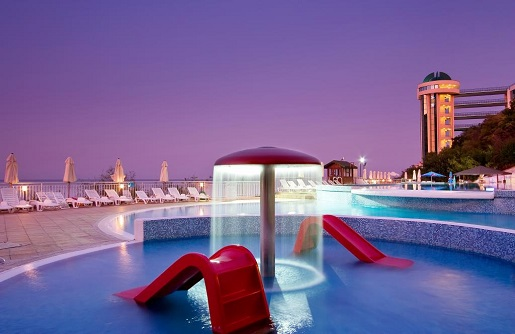 Bułgaria hotel dla dzieci - Hotel Paradise Beach