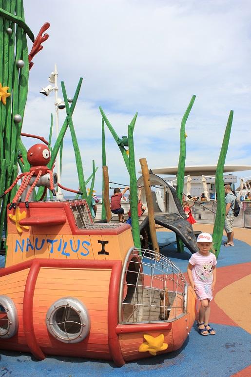 Bugibba atrakcje-plac zabaw dla dzieci Malta wakacje opinie
