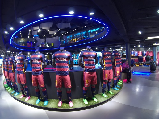 Camp Nou Experience cena zwiedzania stadionu opinie