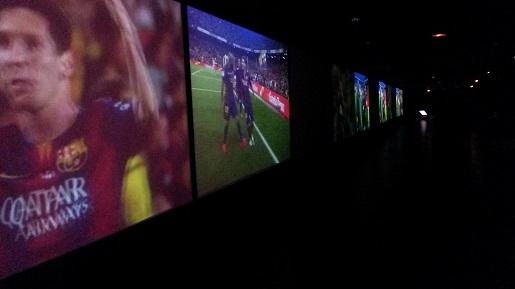 Camp Nou atrakcje podczas zwiedzania stadionu -cena