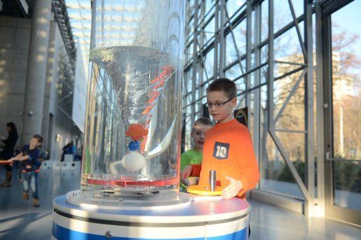 park naukowy Experyment Gdynia opinie