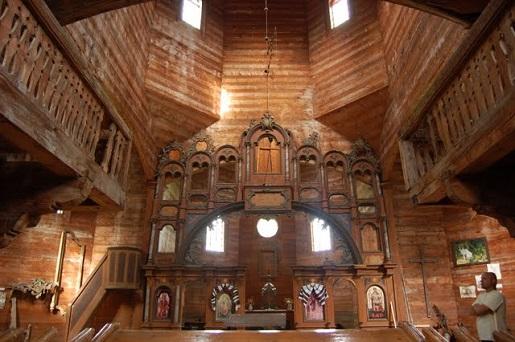 Cerkiew - Bystre