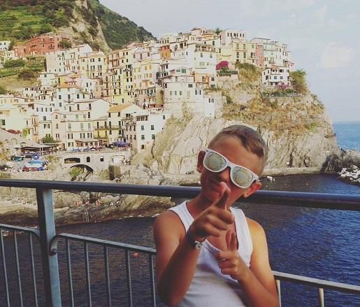 Cinque Terre z dzieckiem opinie atrakcje Włochy
