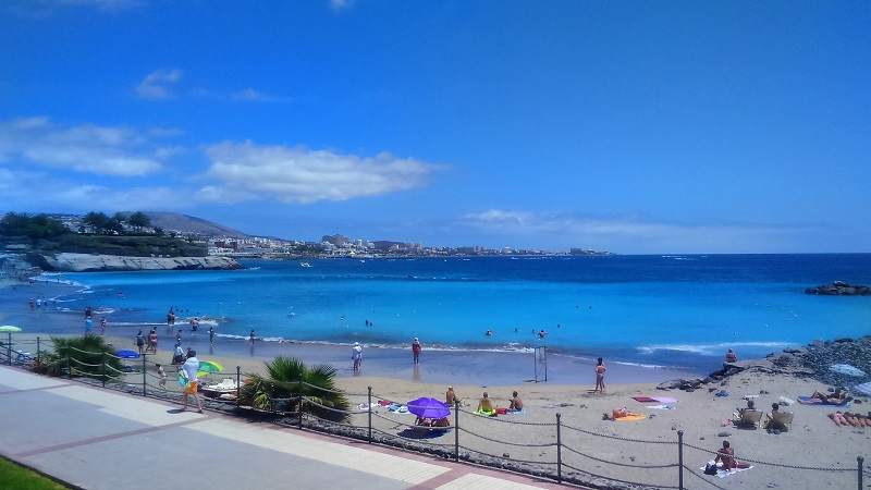 Costa Adeje plaże opinie