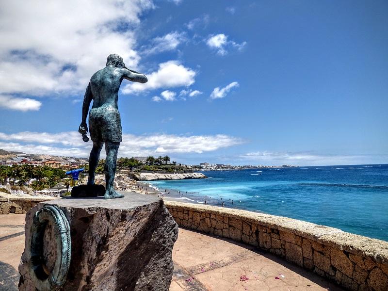 Costa Adeje Teneryfa atrakcje co zobaczyć wakacje z dzieckiem Wyspy Kanaryjskie