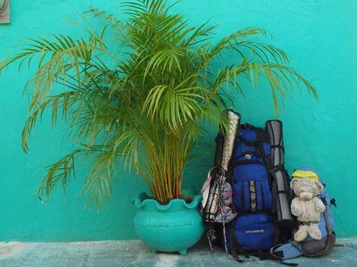 podróż Meksyk