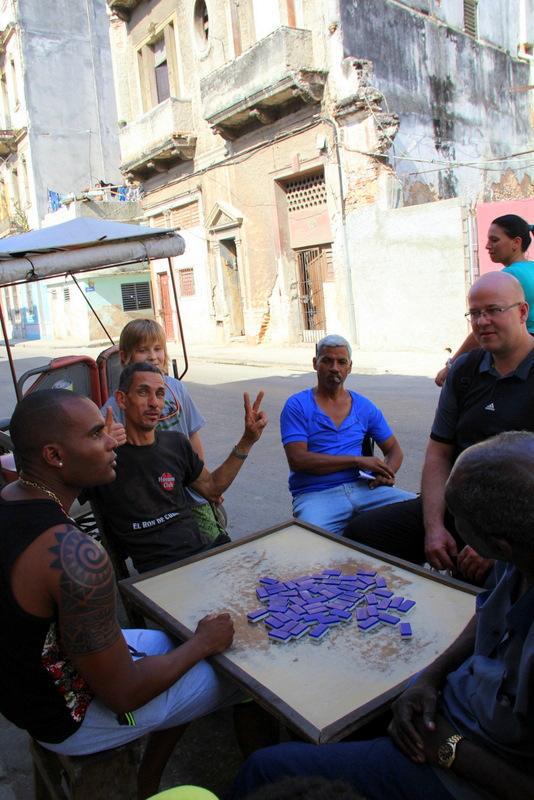 Kuba - życie opinie
