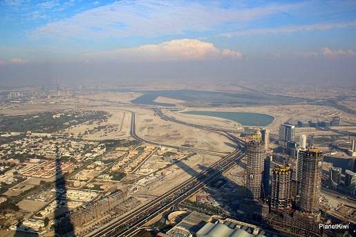 Dubaj widok z Burj Khalifa-wakacje z dzieckiem opinie (3)