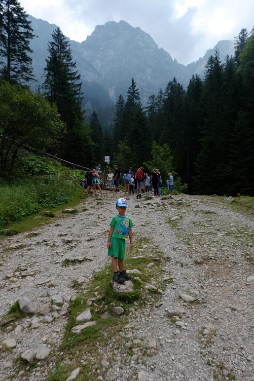 Dzien5 Dolina Strążyska Tatry z dzieckiem