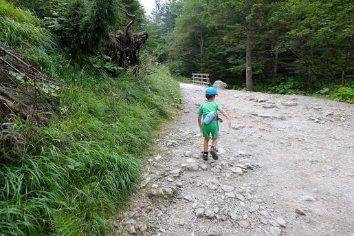Dzien5 Dolina Strążyska z dzieckiem Tatry