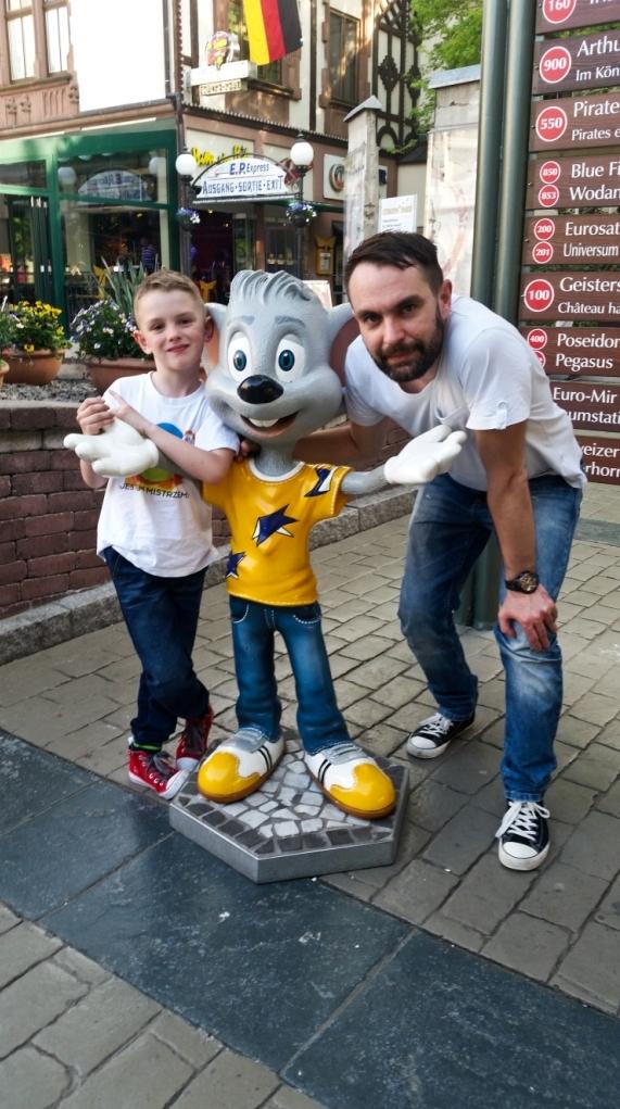 atrakcje dla dzieci Europa Park Niemcy