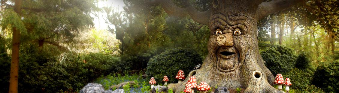 Efteling-park-rozrywki-Holandia
