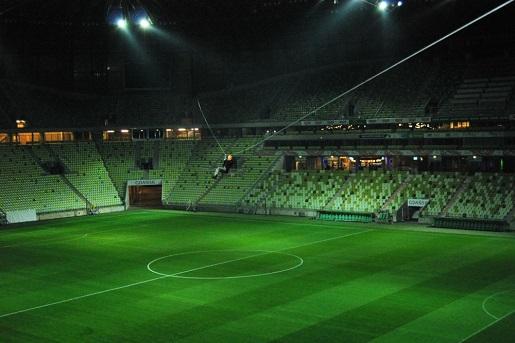 Energa Arena Gdansk tyrolka