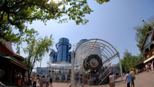 parki rozrywki Niemcy opinie atrakcje