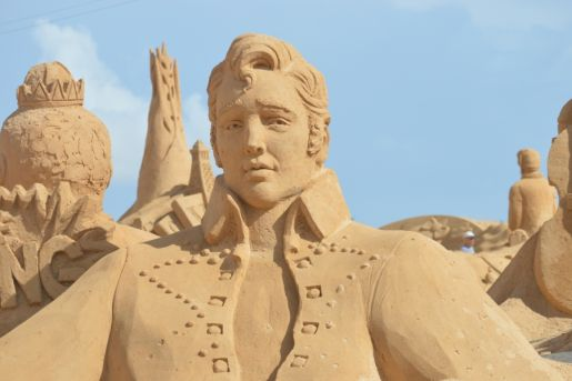 Festiwal Rzeźby z Piasku Portugalia atrakcje opinie