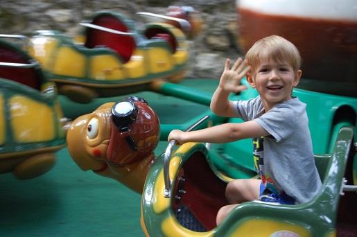 Family Park atrakcje Austria park rozrywki dla dzieci