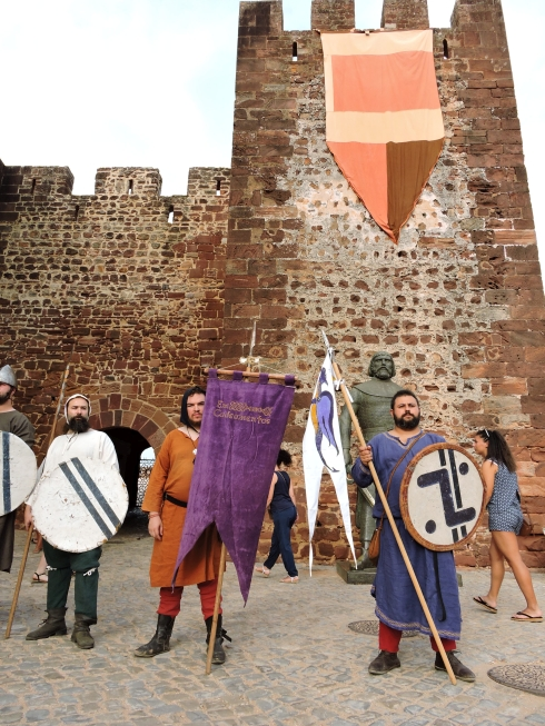 Zamek Silves Algarve Portugalia opinie