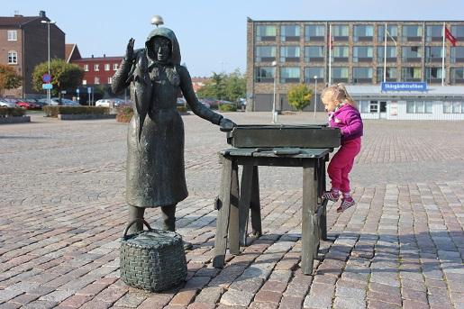 Fisktorget Karlskrona z dzieckiem atrakcje