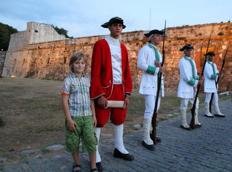 Hawana Kuba wakacje - wycieczka z dzieckiem