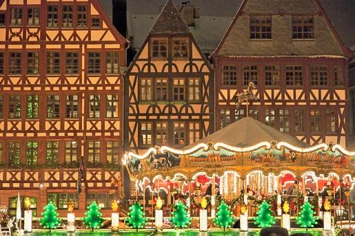 Jarmarki świąteczne w Niemczech