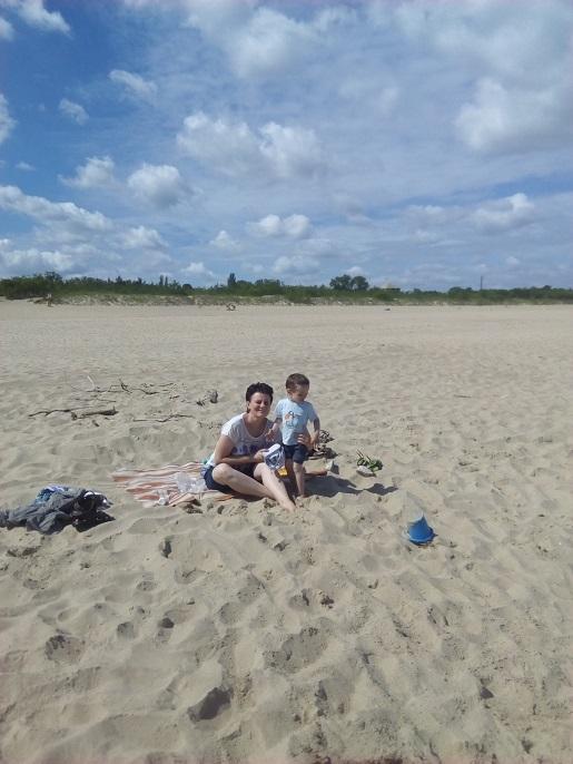 Gdańsk plaża Stogi opinie