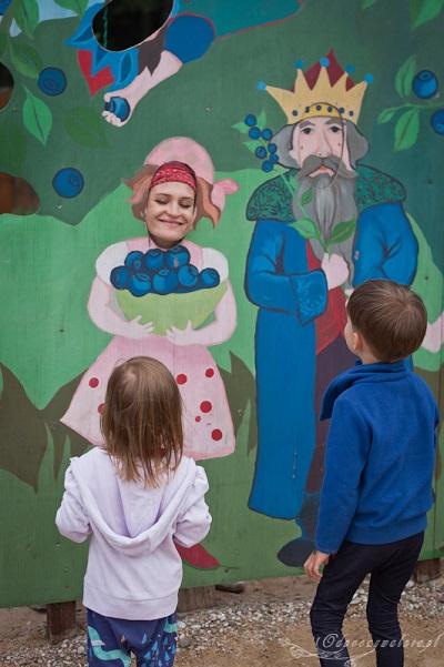 Gdzie z dziećmi pod namiot- Suwalszczyzna Baśniowy Szlak atrakcje