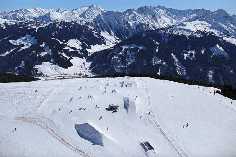 Gerlos atrakcje dla dzieci narty
