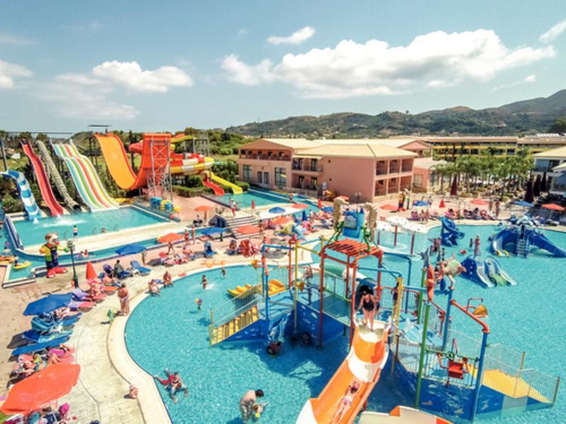 Grecja najlepsze hotele dla rodzin z dziećmi Zakynthos