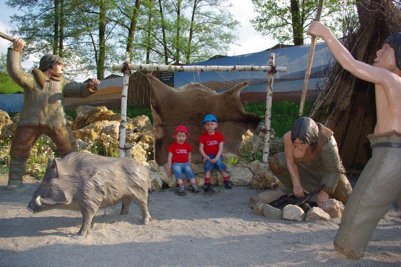 Jura Park z dziećmi - Bałtów