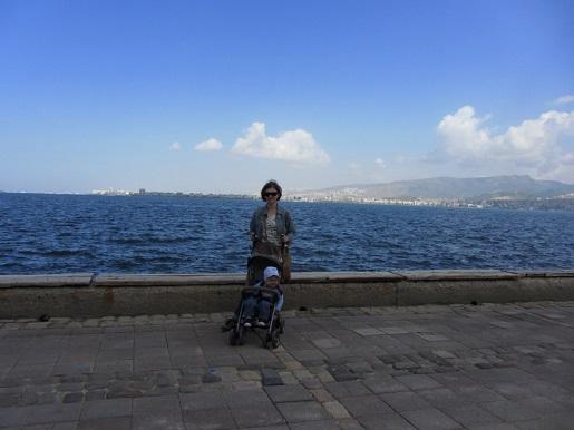 Izmir Turcja Rejs statkiem opinie atrakcje z dzieckiem