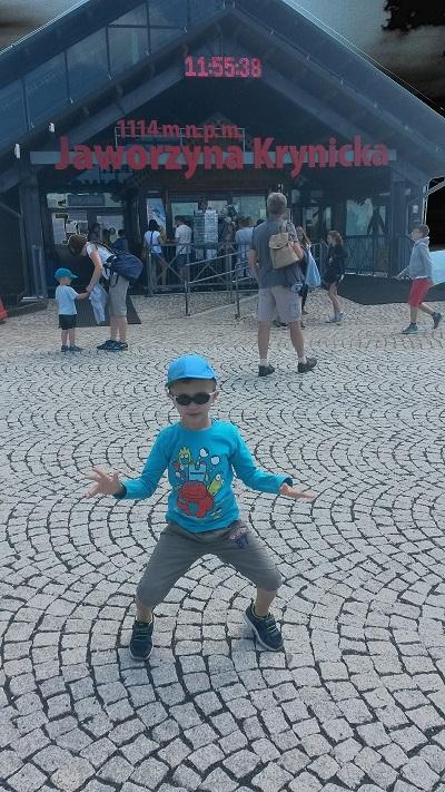 Jaworzyna Krynicka z dzieckiem opinie wakacje